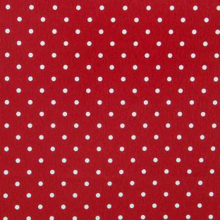 Скатерть в горошек Time Textile Sevilla Cherry