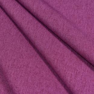 Круглая скатерть Time Textile рогожка Afina Grape