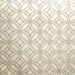 Тефлоновая скатерть с водоотталкивающей пропиткой Time Textile Абстракция Беж