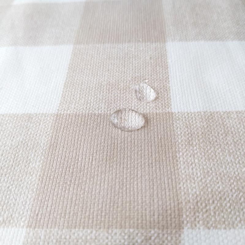 купить ткань с водоотталкивающей пропиткой для скатерти